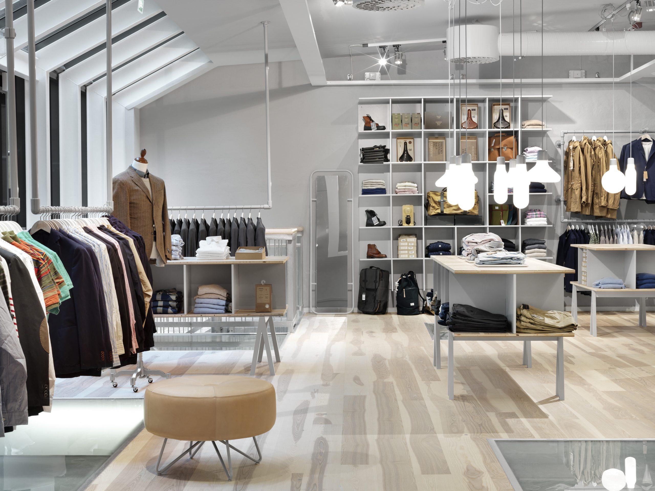 4 vật dụng cần thiết khi mở cửa hàng thời trang