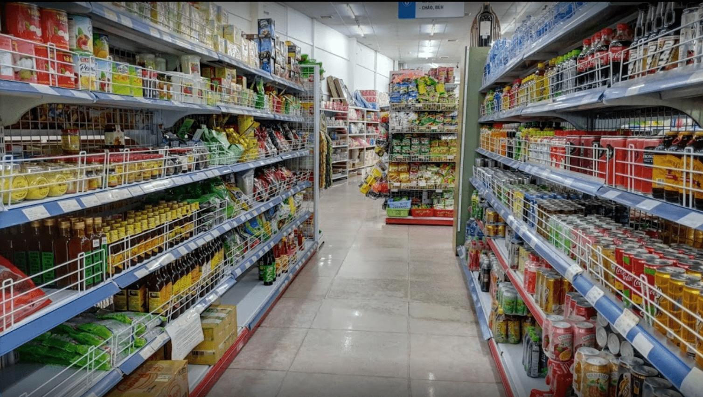 Siêu thị Home Mart Minh Anh