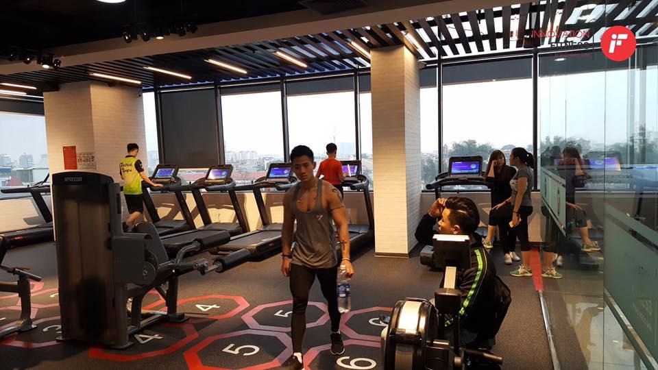 Triển khai thành công phần mềm quản lý Gym Master cho Innovation Fitness