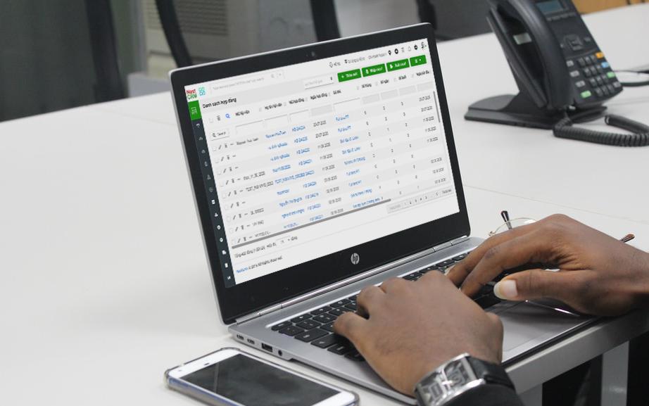phần mềm quản lý nhân sự