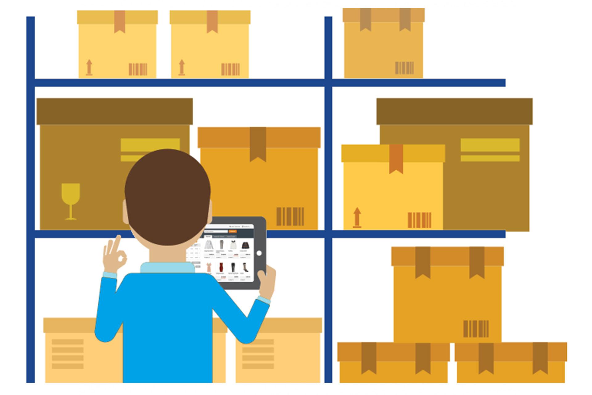 Phần mềm quản lý kho cho các cửa hàng bán lẻ