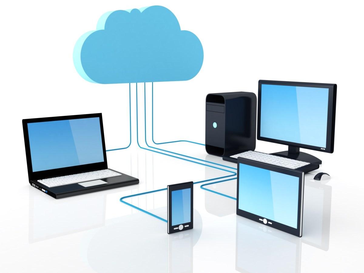 Quản lý bán hàng bằng công nghệ điện toán đám mây