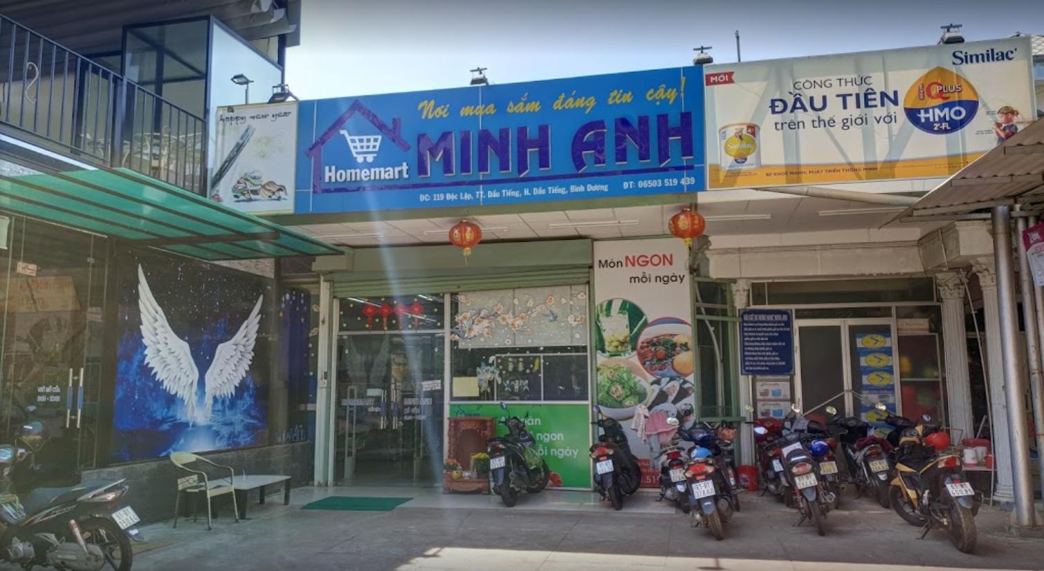 Phần mềm Quản lý khách hàng NextCRM cho Siêu Thị Home Mart Minh Anh