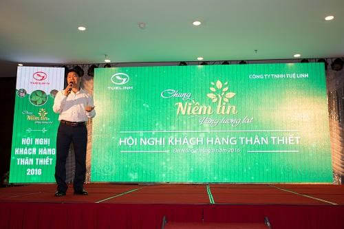 Hội nghị khách hàng thân thiết Dược Tuệ Linh